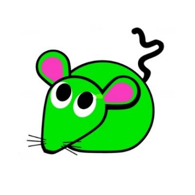 Couleurs de la vie la souris verte journal la chouette - Coloriage souris verte ...